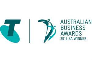 Telstra Australian Business Awards - 2013 SA Winner