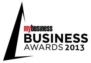 mybusiness business awards 2013