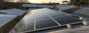 12kw rooftop solar + battery installation - Hendon