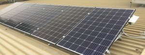 Barry Road Kindergarten - Suntrix Solar Installation