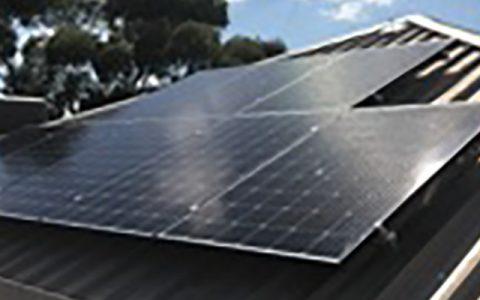 Suntrix solar installation at Centenary Drive Preschool