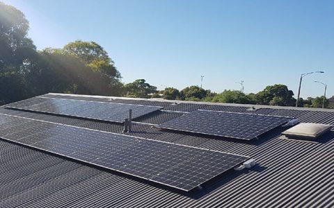 Suntrix solar installation at Epping North Preschool