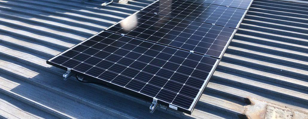 Suntrix solar installation at Jacaranda Kindergarten