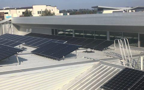Suntrix solar installation at Laurimar Kindergarten