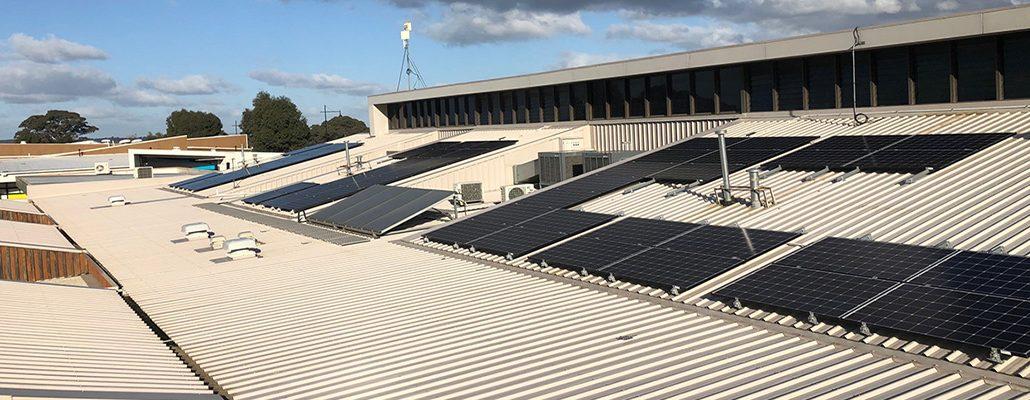 Suntrix solar installation at Mernda Villages Kindergarten