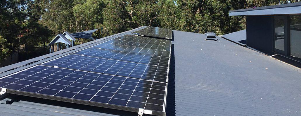 Suntrix solar installation at South Morang Preschool