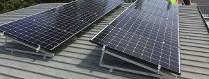 Suntrix solar installation at Whittlesea Preschool