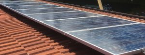Solar installation for Autism SA