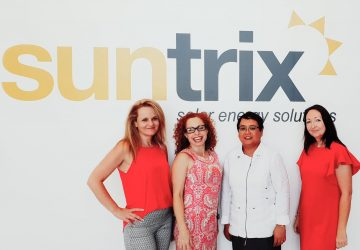Celebrating International Women's Day at Suntrix