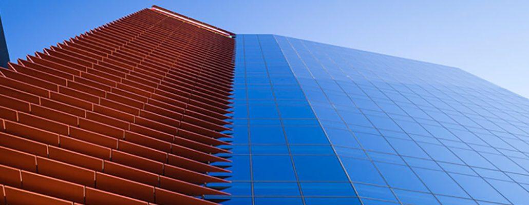 Rooftop solar installation at 50 Flinders Street