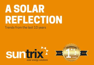 10 solar trends