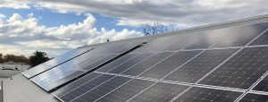 Solar installation for Prahran RSL