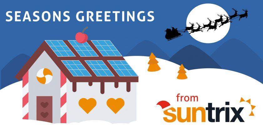 Suntrix Merry Christmas 2019